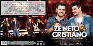 CD Zé Neto & Cristiano – Ao Vivo Em São José Do Rio Preto (2015)