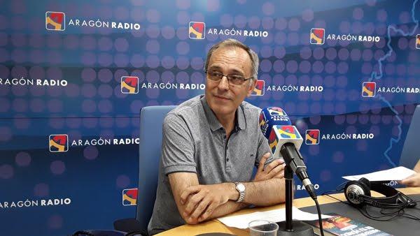 Jose Mª Sorando en Aragón Radio
