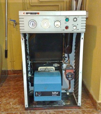 Reparar calderas calentadores gas gasoil lavavajillas - Caldera de gasoil ...