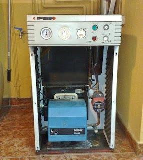 Calentadores solares reparar calderas de gasoil - Precio caldera gasoil ...