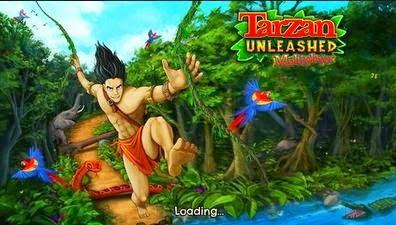 PC Games Tarzan Unleashed