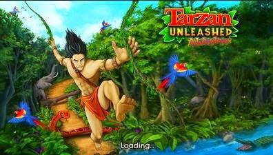 PC Games Tarzan Unleashed