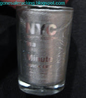 Tribeca Silver NYC nail polish