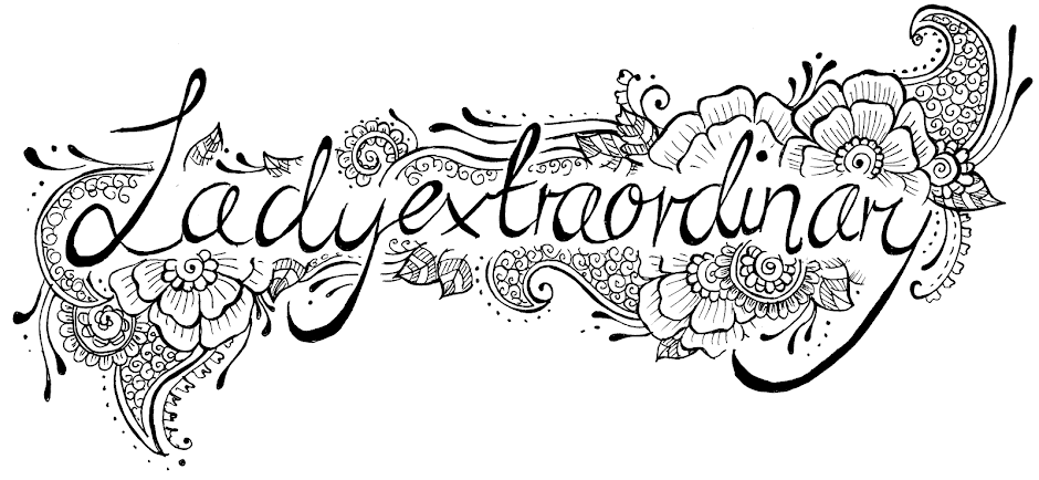 Lady Extraordinary // Only-Thi