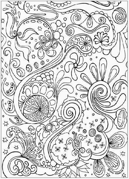 cool design coloring pages to print free coloring pages