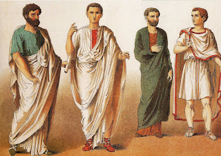 Ciudadanos romanos - Derecho Romano