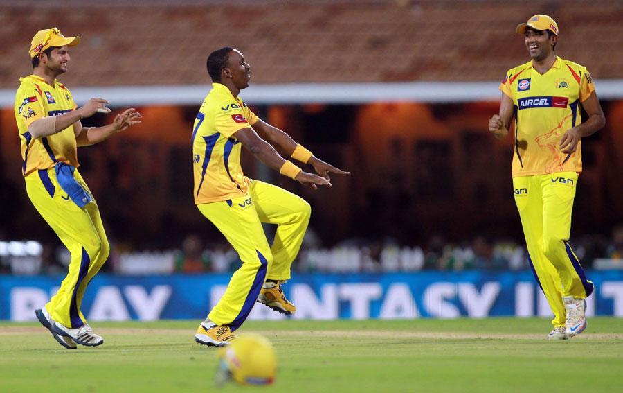 Indian Premier League, 30th match: Chennai Super Kings v Rajasthan Royals at Chennai Apr 22, 2013  Photos