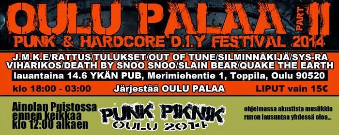 Oulu Palaa