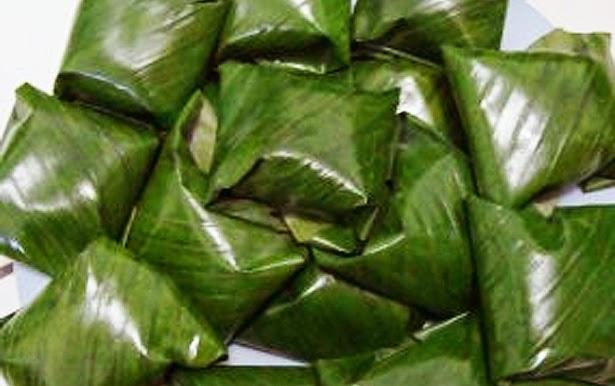 KANG DESO: Enaknya Lopek Bugi : Makanan Khas Kampar Riau
