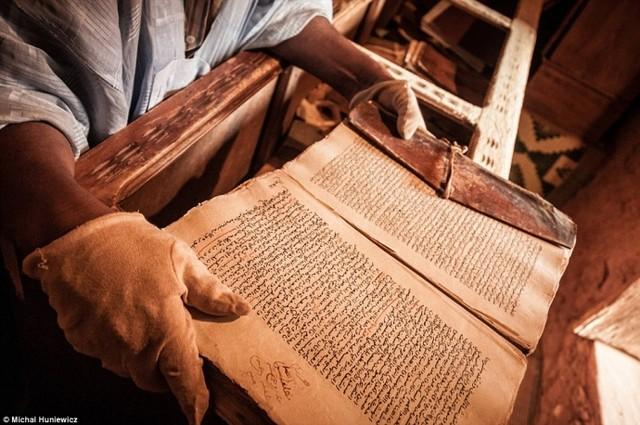 Thư viện ở Mauritania