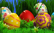 Huevos de pascua - Easter Eggs - Wallpapers www
