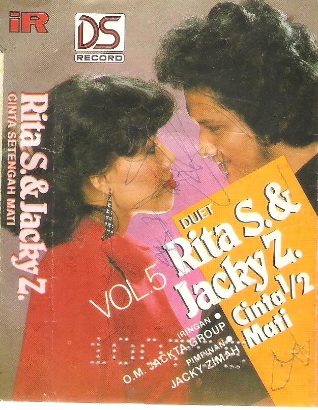 Album Musik Dangdut OM Jackta Group Volume 5 Cinta Setengah Mati | Balada Dangdut