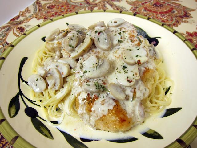 Carrabba s chicken marinade recipe