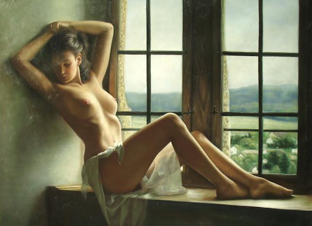 D.W.C. Hard Nude - Artist Kiéra Malone