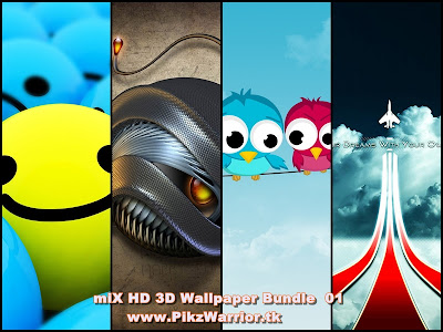 MiX 3D Digital Art Bundle