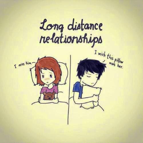 long distance relationship definition