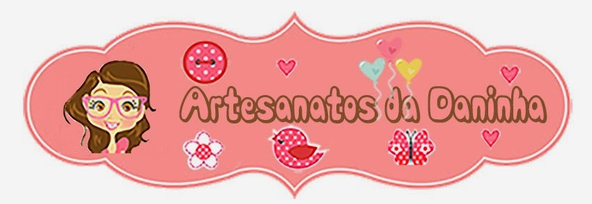 *Ateliê Artesanatos        da            Daninha*