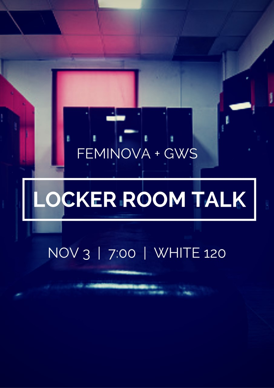 locker room talk essay This essay was interesting it's pretty common knowledge that locker room talk exists, but the idea of some guys actually being uncomfortable is less widely expressed the author talks about the idea that women take away man's power, and that men are threatened by that concept.