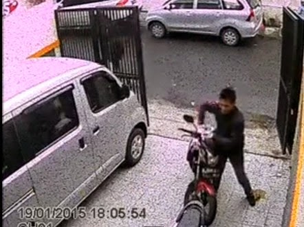 Motorcycle Theft Philippines