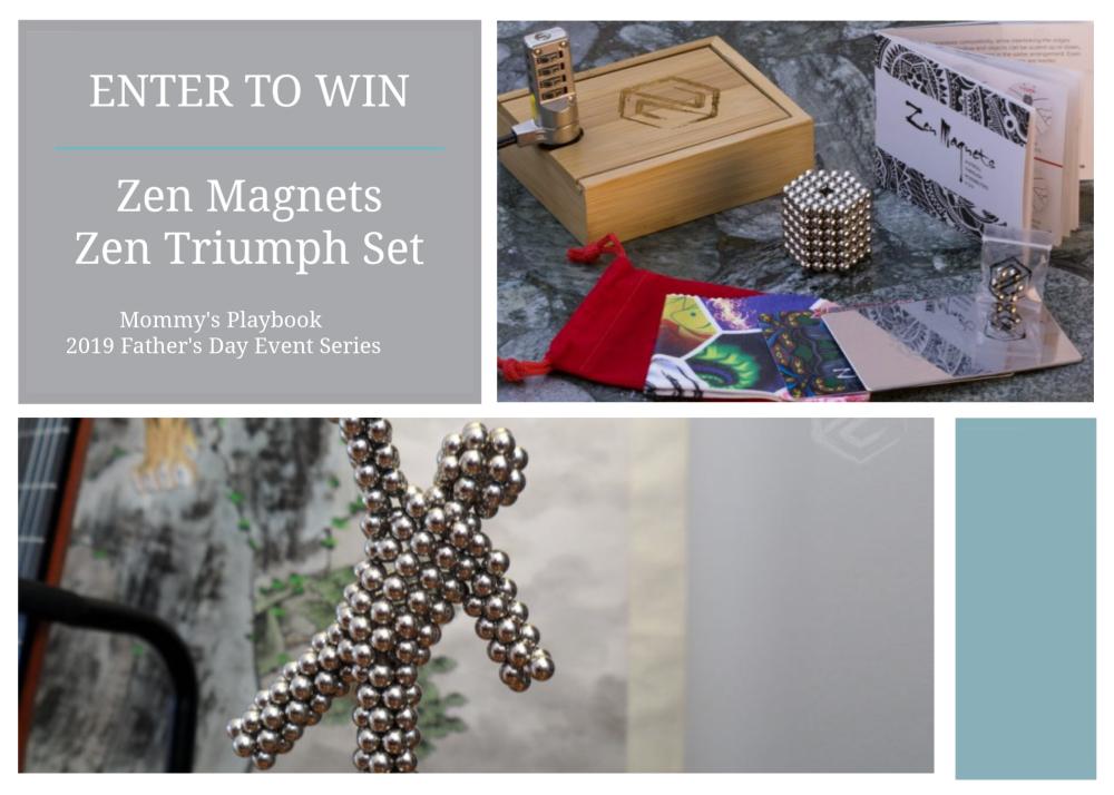 Zen Magnets Giveaway