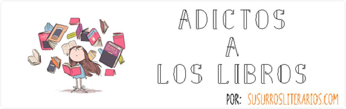 ADICTOS A LOS LIBROS