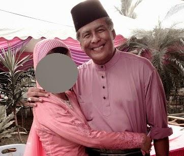 10 Gambar sekitar majlis perkahwinan anak perempuan Datuk Jalaluddin Hassan