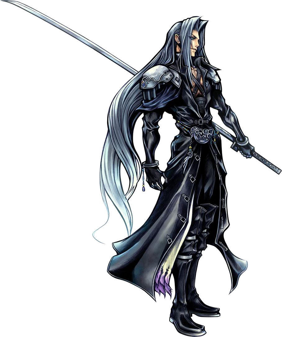 final kingdom final fantasy vii main characters