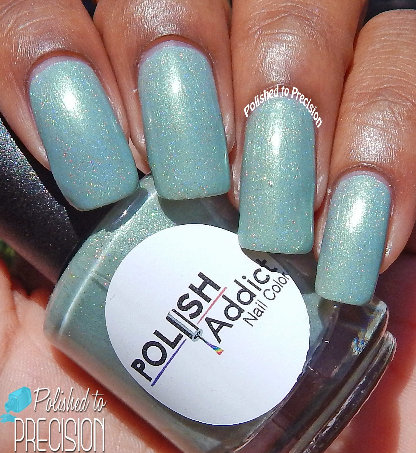 Polish Addict Nail Color Planet Gallifrey