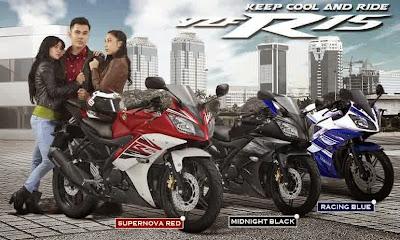 Yamaha R25 Motor Sport Racing dan Kencang