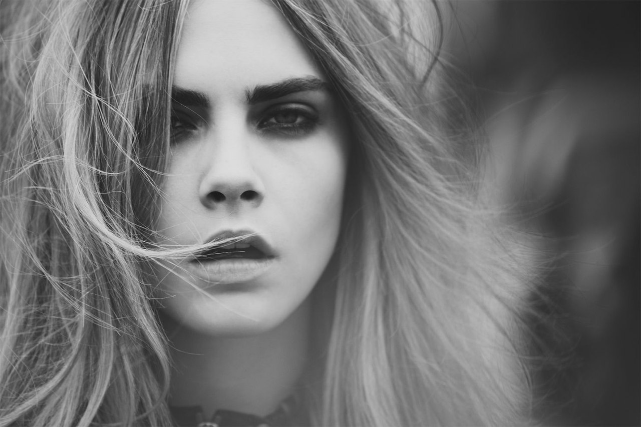 THE SHARPER: Cara Delevingne & Paolo Anchisi for ... Cara Delevingne And Paolo Anchisi