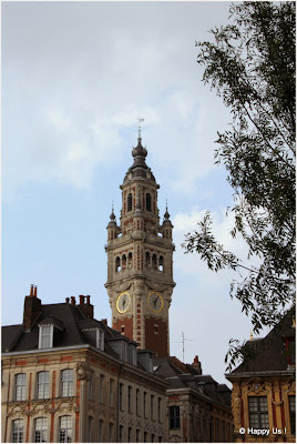 Grand'Place - Lille - Beffroi