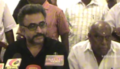 Vishal's Pandavar Team Press Meet at Vellore