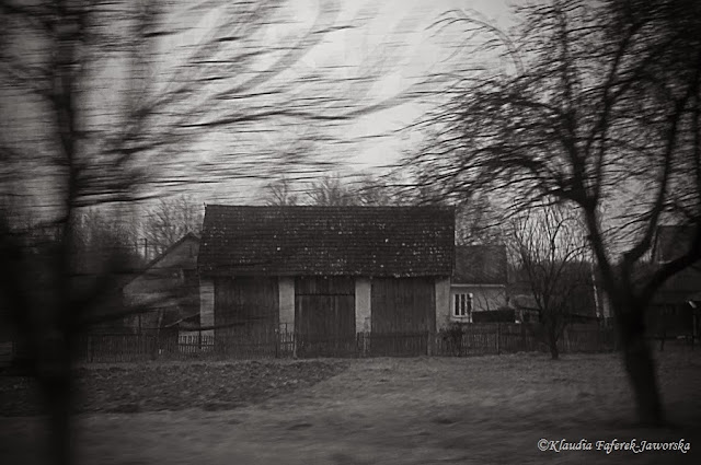 Stara stodoła w województwie Świętokrzyskim. Autor: Klaudia Faferek-Jaworska