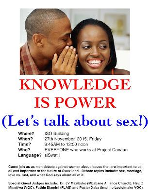 great sex topics
