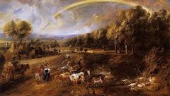 La naturaleza en la pintura
