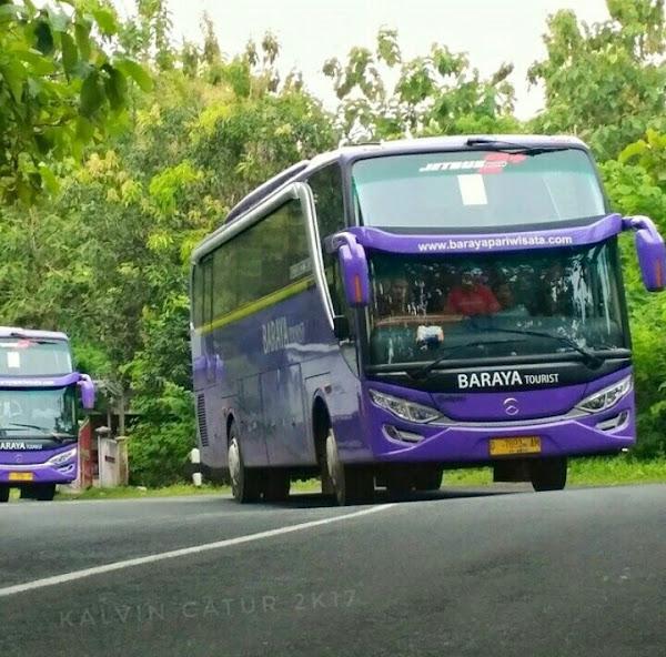 Sewa Bus Pariwisata Jetbus SHD Bandung