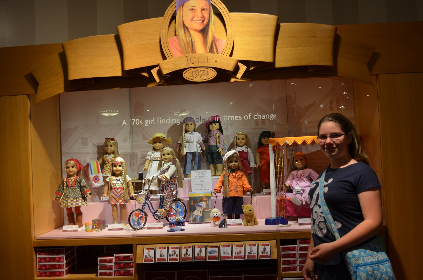 MSIMJ excursions: Central Park, FAO Schwarz, and American Girl Place