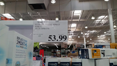 Flonase Allergy Relief Nasal Spray deal at Costco