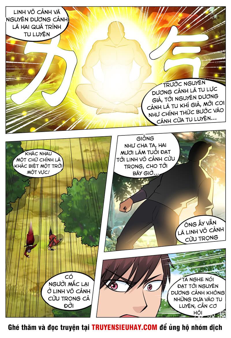 Đại Kiếm Thần chap 151 - Trang 13