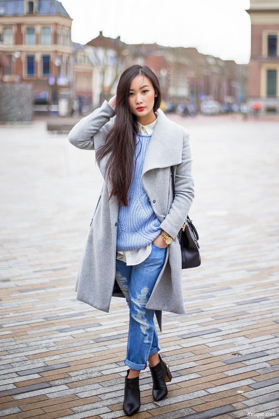 conjuntos u outfits con botines preciosos mujer tendencias