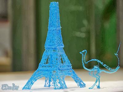 3Doodler - 3D-printing pen - Technocratvilla.com
