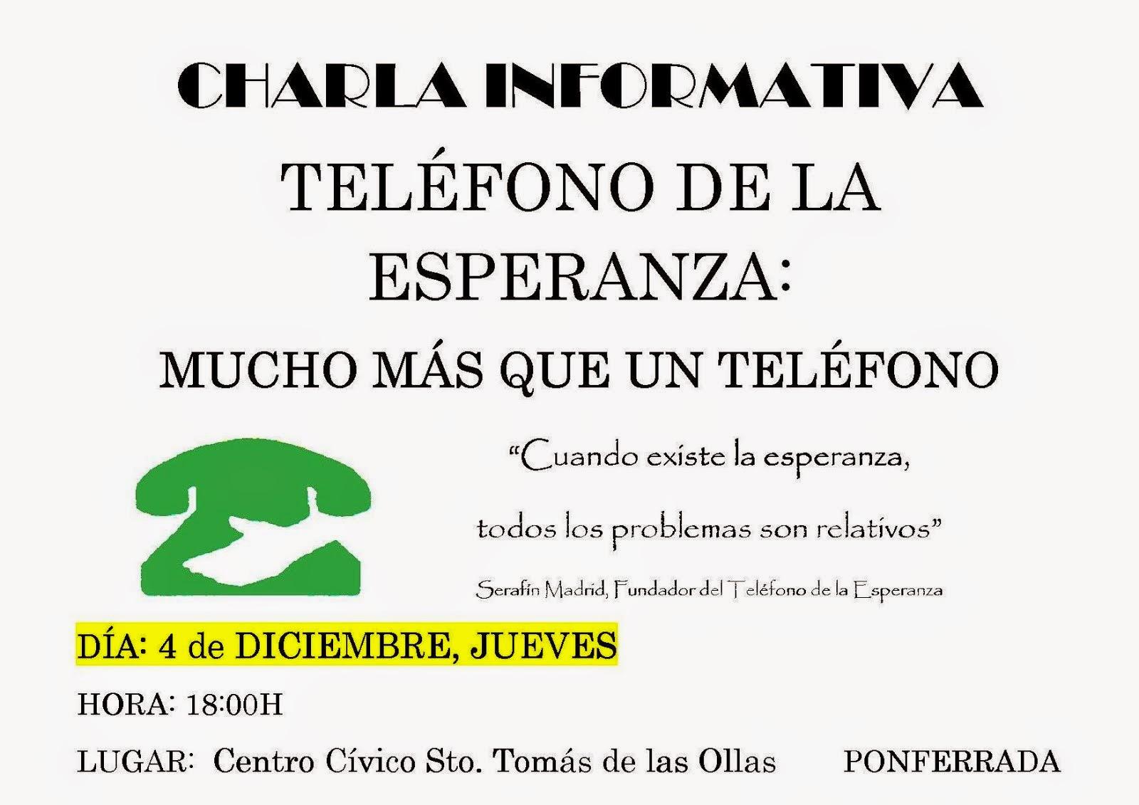 EL T.E. EN PONFERRADA