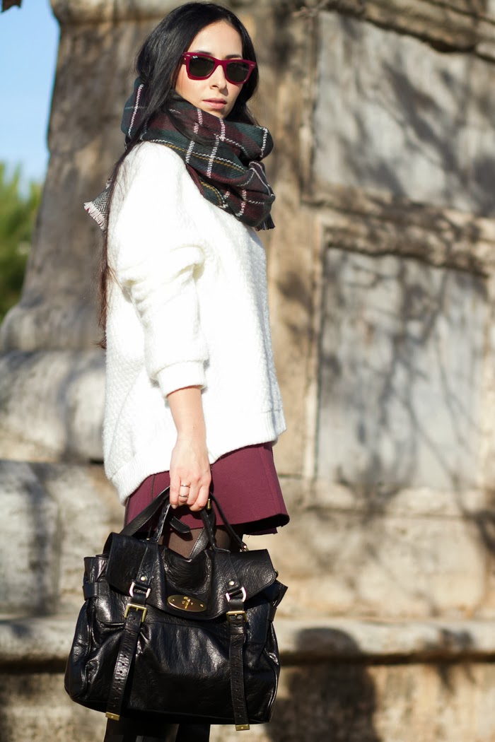 Streetstyle with Mulberry Alexa in Black Color