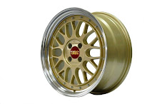 BBS LM2 GOLD Replica