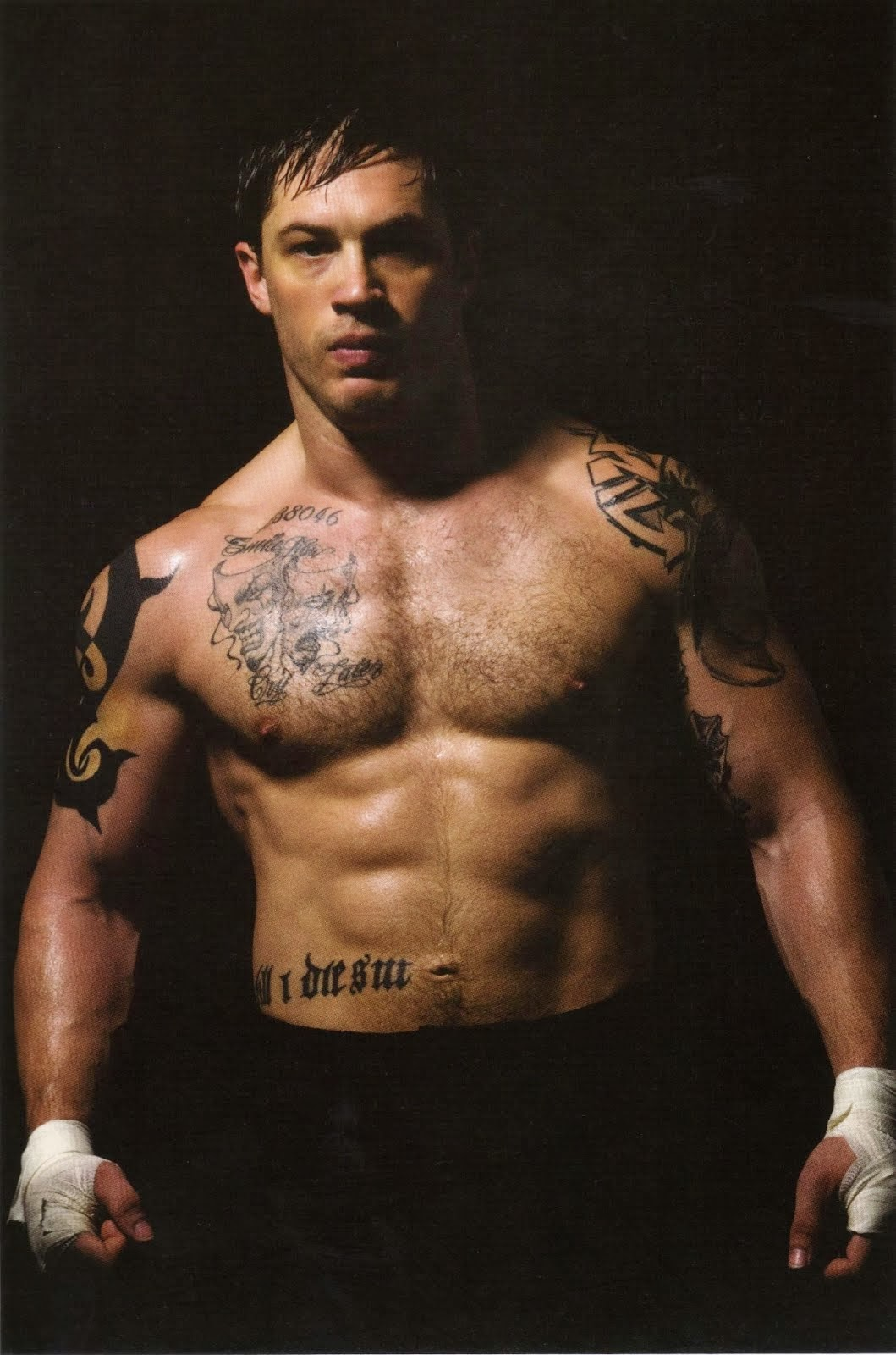 Remington 'Riptide' Tate (Tom Hardy)