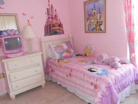 Dormitorios princesas disney dormitorios con estilo - Muebles de princesas ...