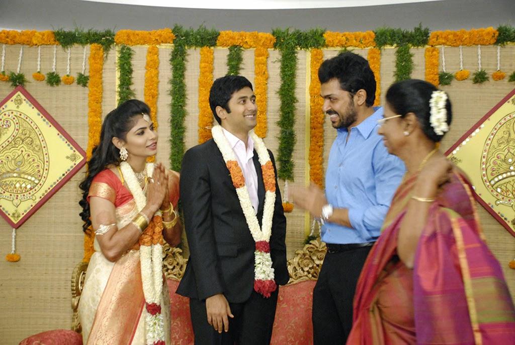 Rahul and Chinmayi wedding reception photos-HQ-Photo-19