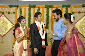 Rahul and Chinmayi wedding reception photos-thumbnail-19