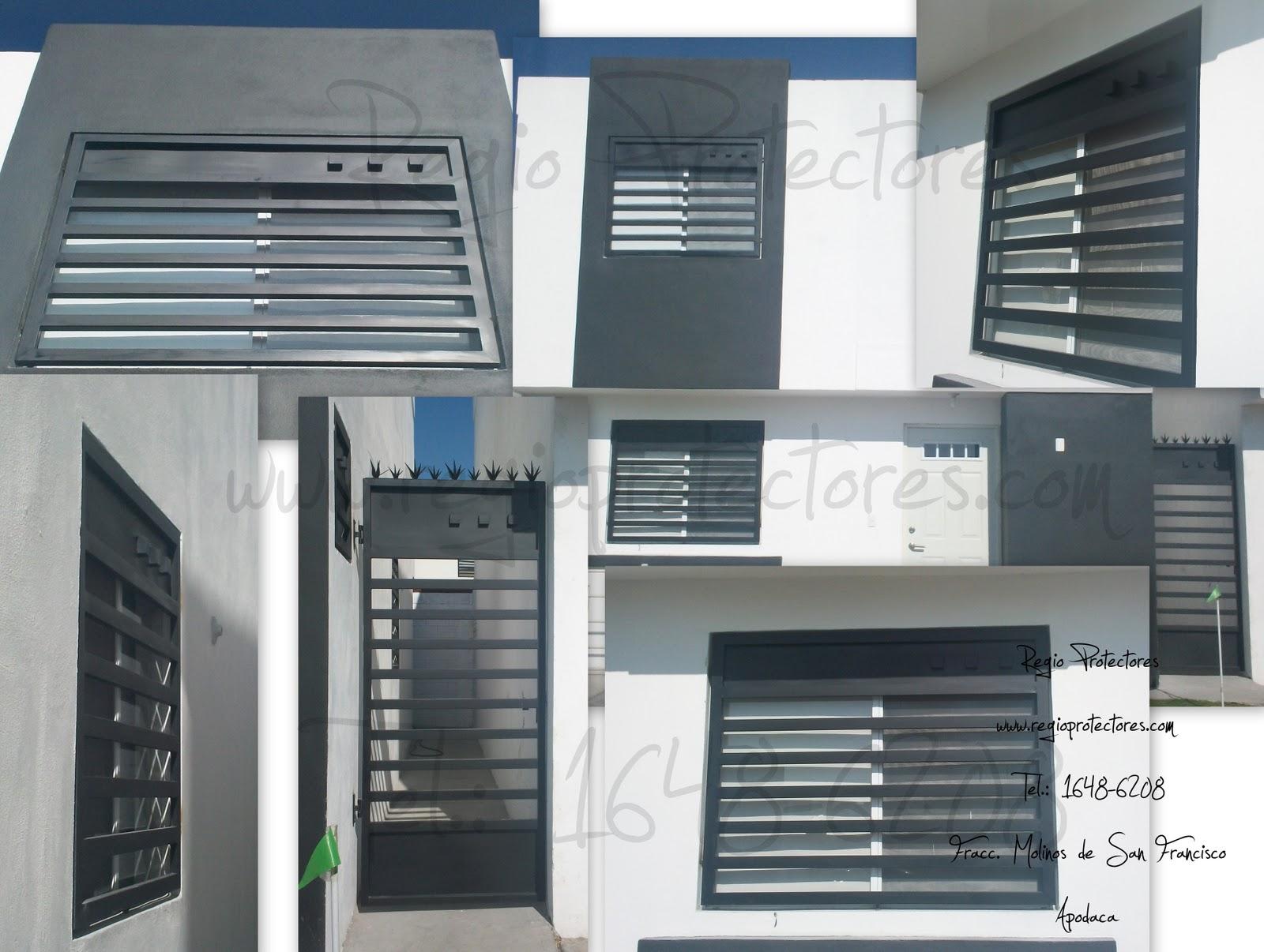 Ventanas de aluminio herreria y forja fotos de portones - Bentanas de aluminio ...