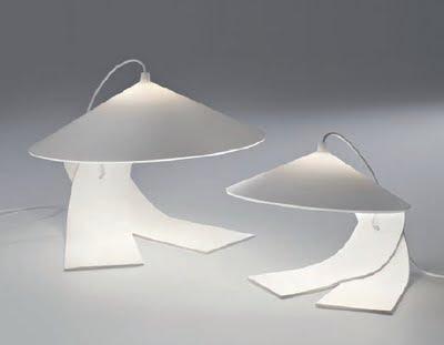 Muebles de dise o moderno y decoracion de interiores for Lampara mesa diseno